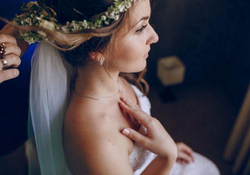 trouwen trouwdag